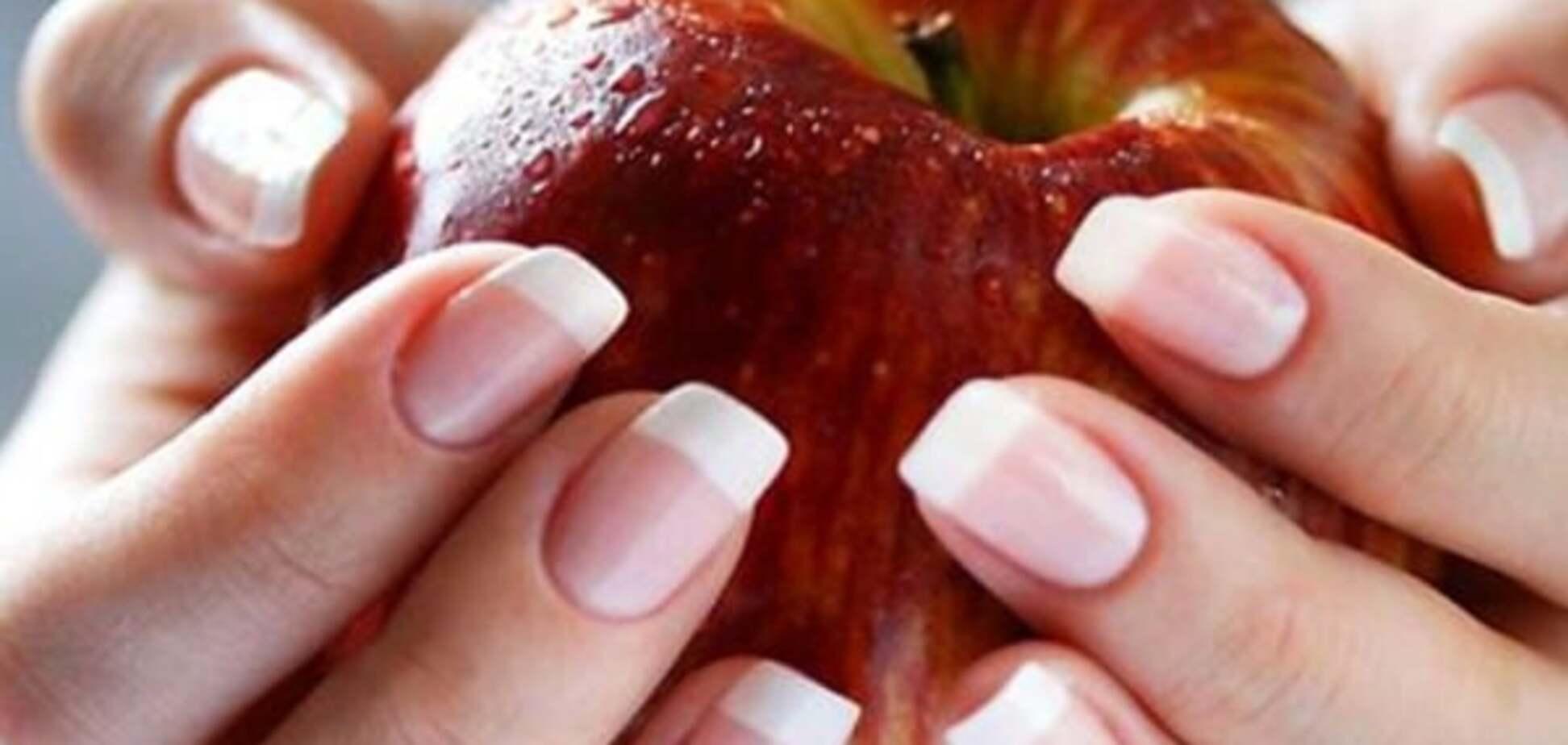 Продукты для крепких ногтей