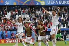 Євро-2016. Австрія - Угорщина - 0-2: відеоогляд головної сенсації турніру