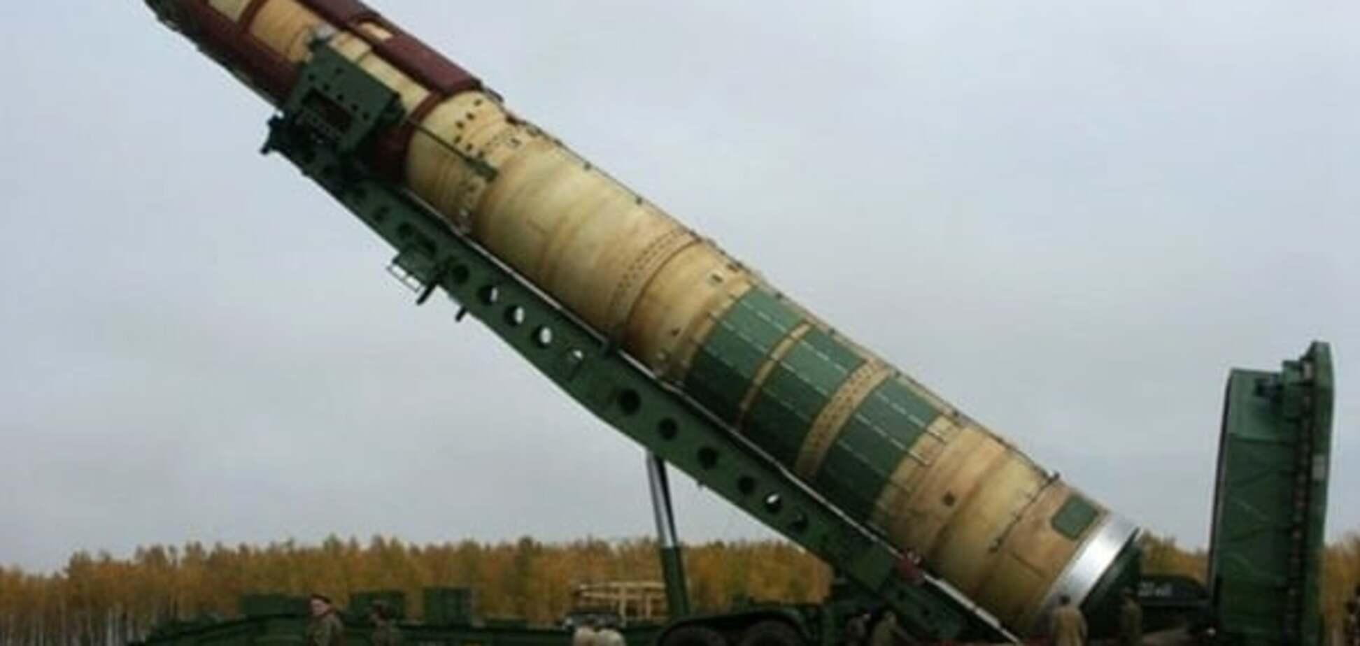 Ядерна зброя Росії