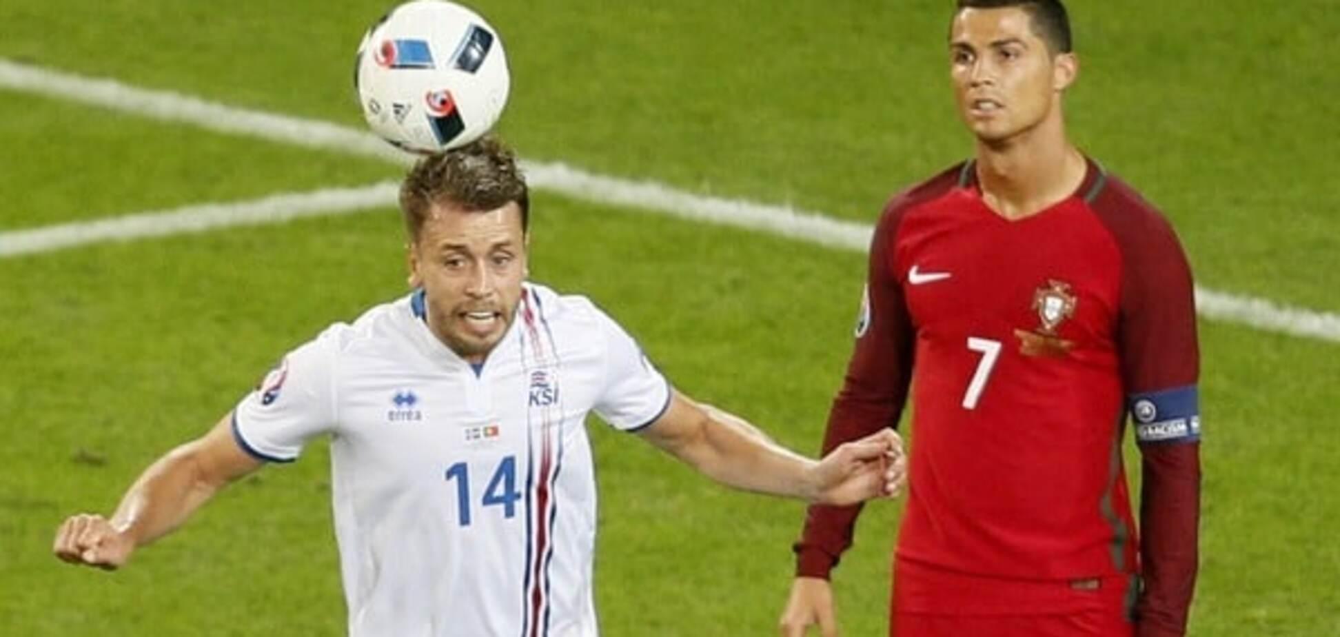 Португалия - Исландия Евро-2016