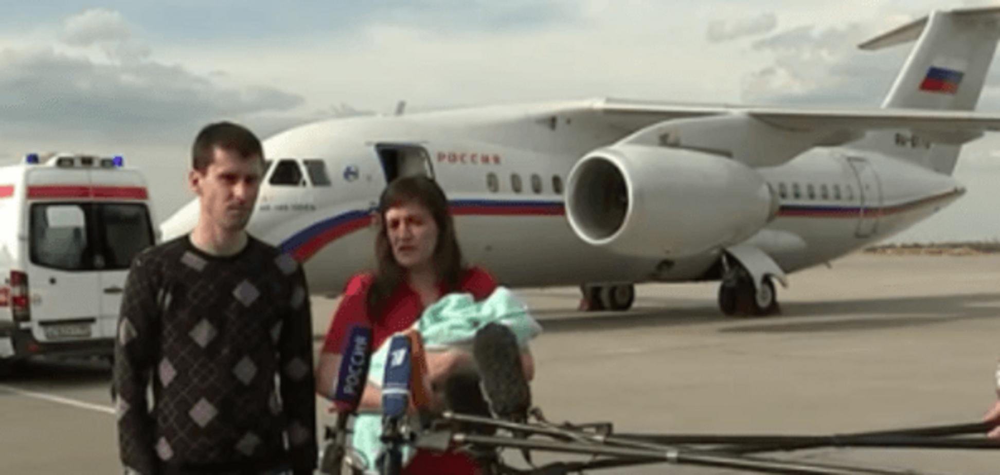 Виталий Диденко и Елена Глищинская