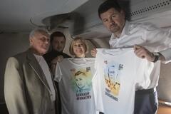Геннадій Афанасьєв і Юрій Солошенко