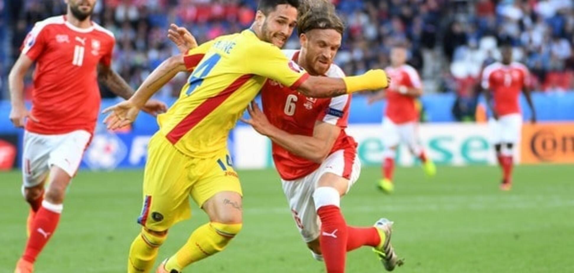 Румыния – Швейцария обзор
