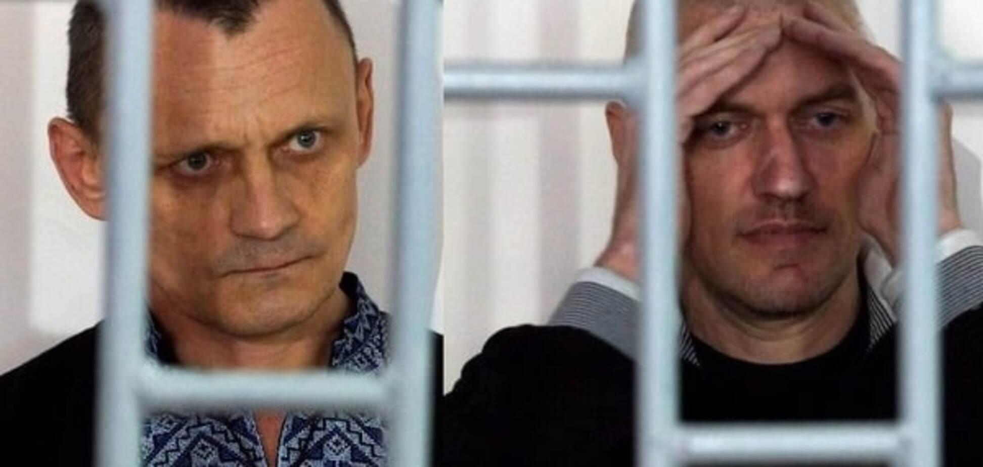 Николай  Карпюк и Станислав Клих