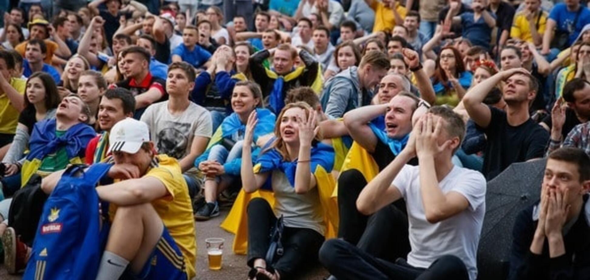 Украина – Северная Ирландия