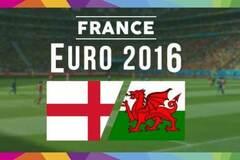 Англия - Уэльс: онлайн Евро-2016