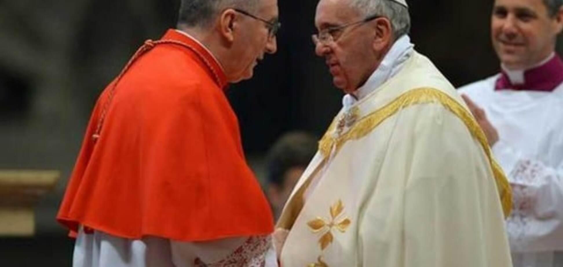 кардинал паролин