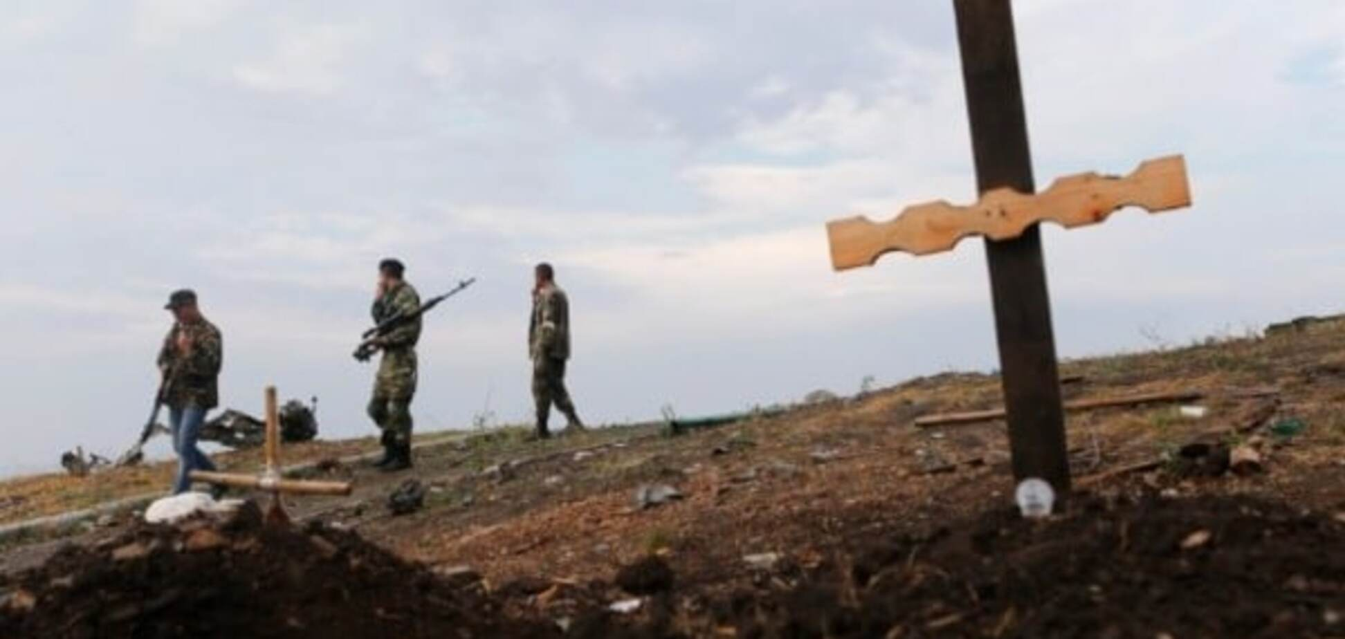 Силы АТО уничтожили до двух десятков военных РФ