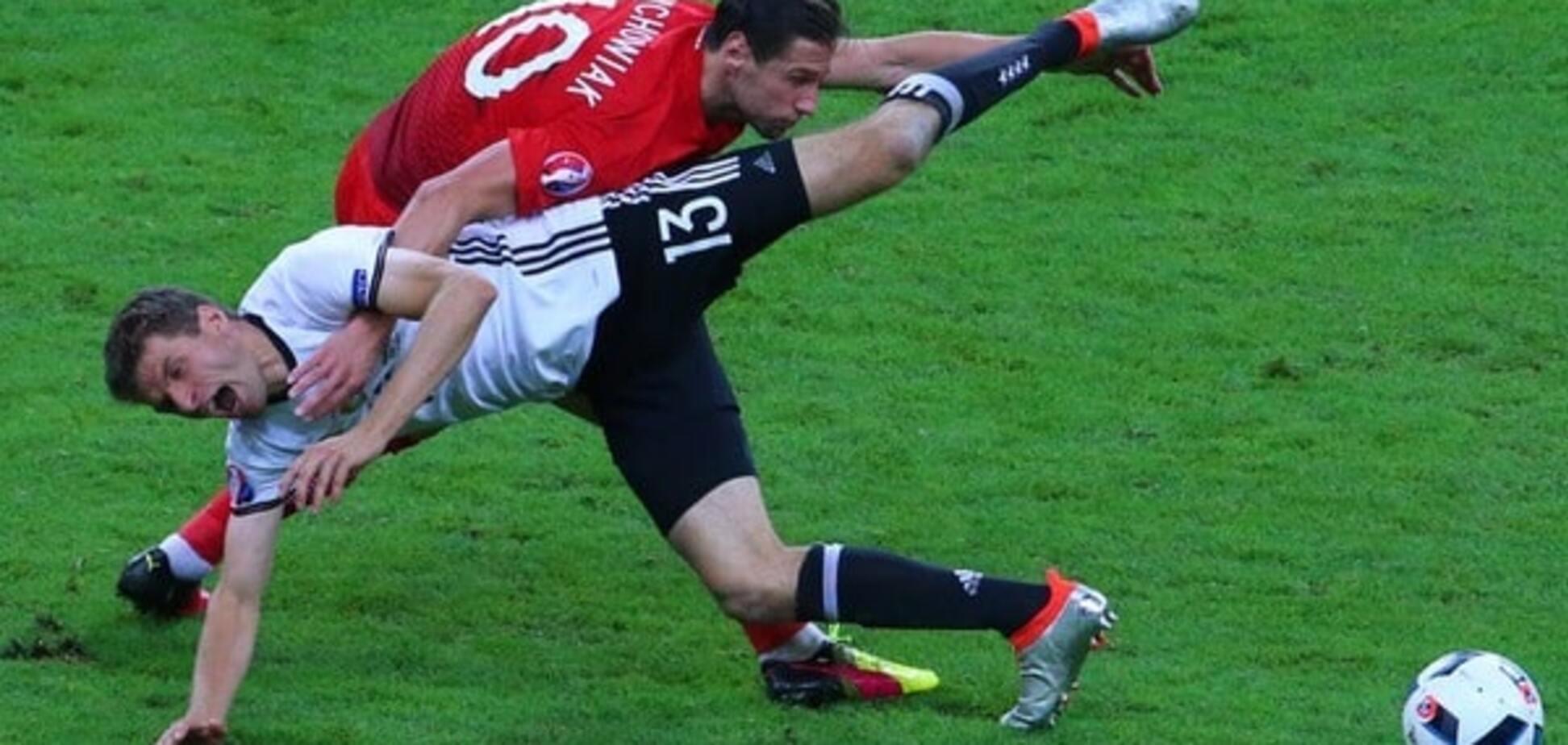 Евро-2016. Украина едет домой: Германия сыграла с Польшей вничью