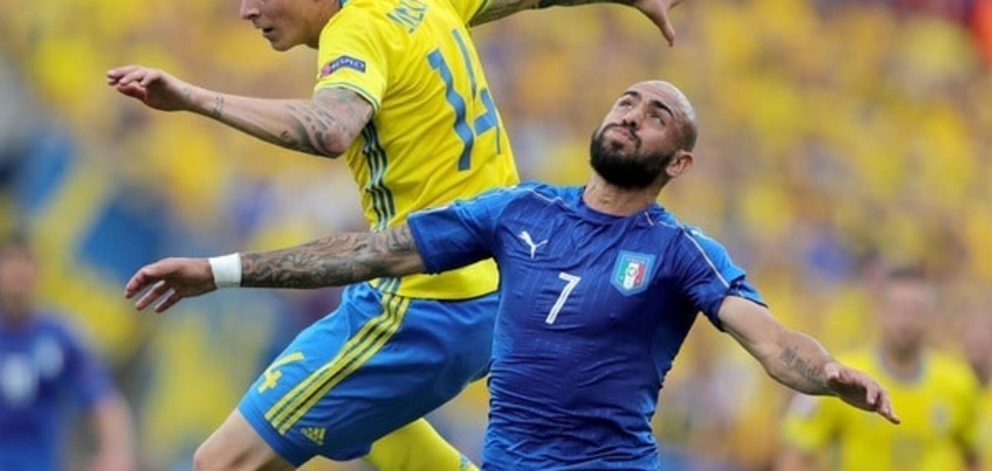 Италия - Швеция