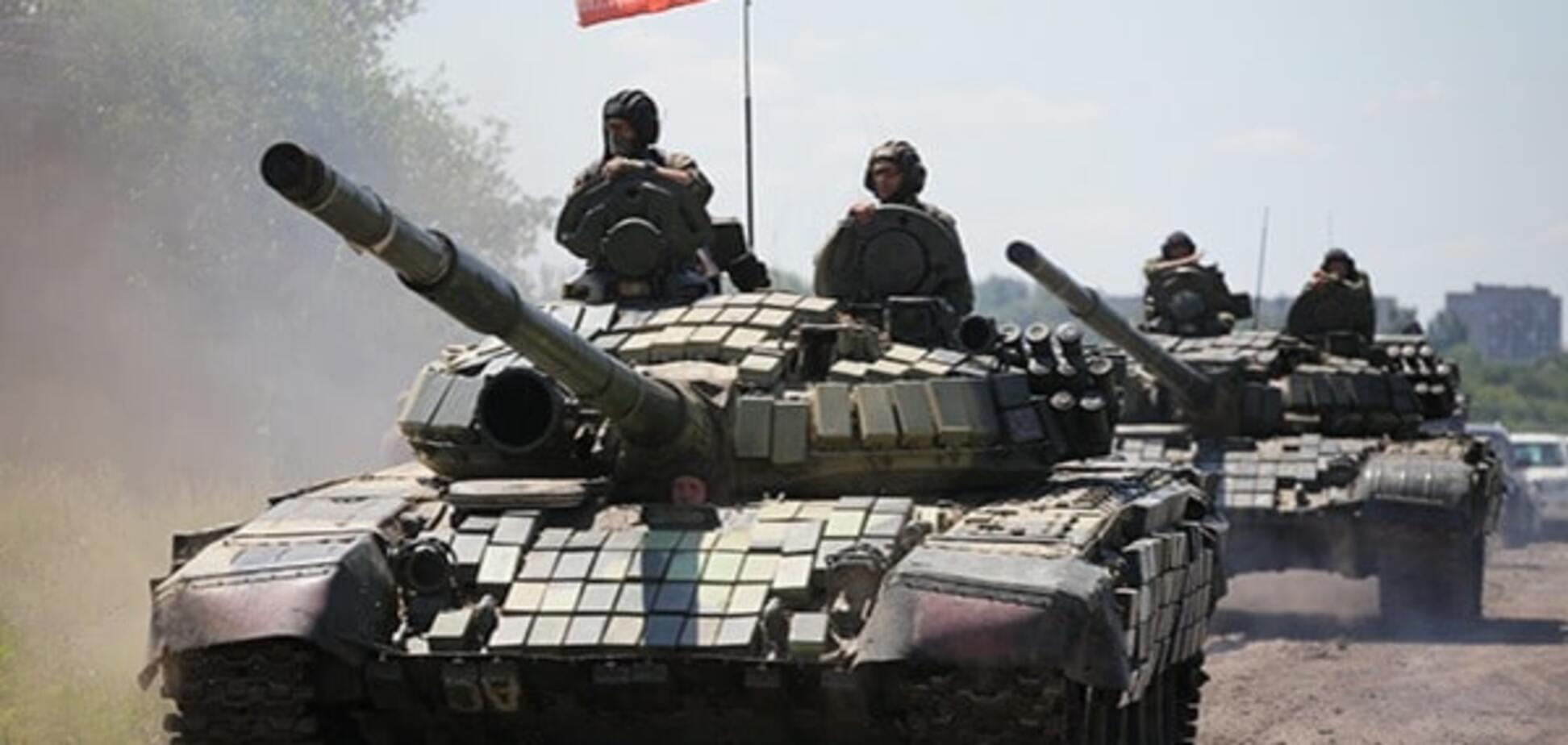 Танк ДНР
