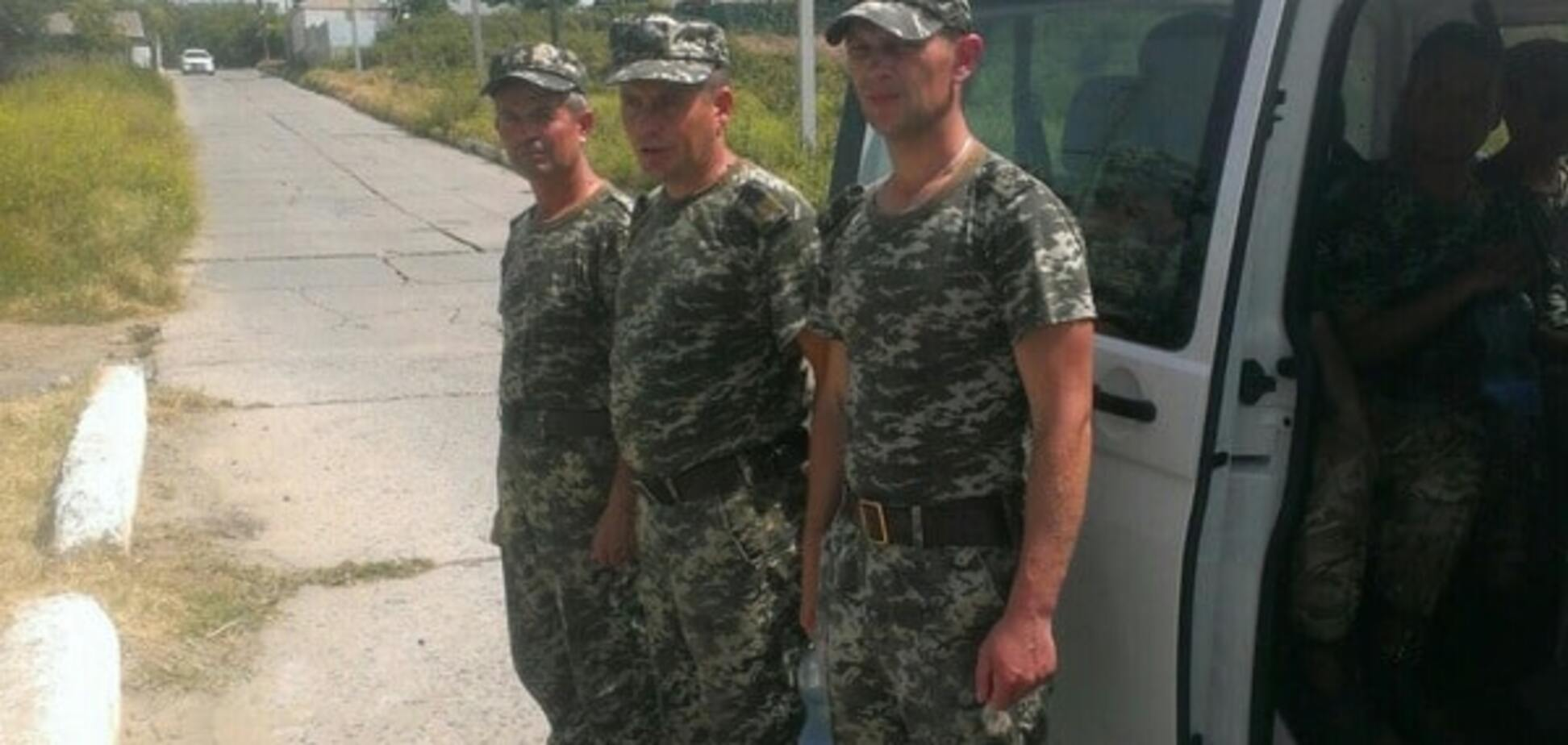 пограничники в Измаиле