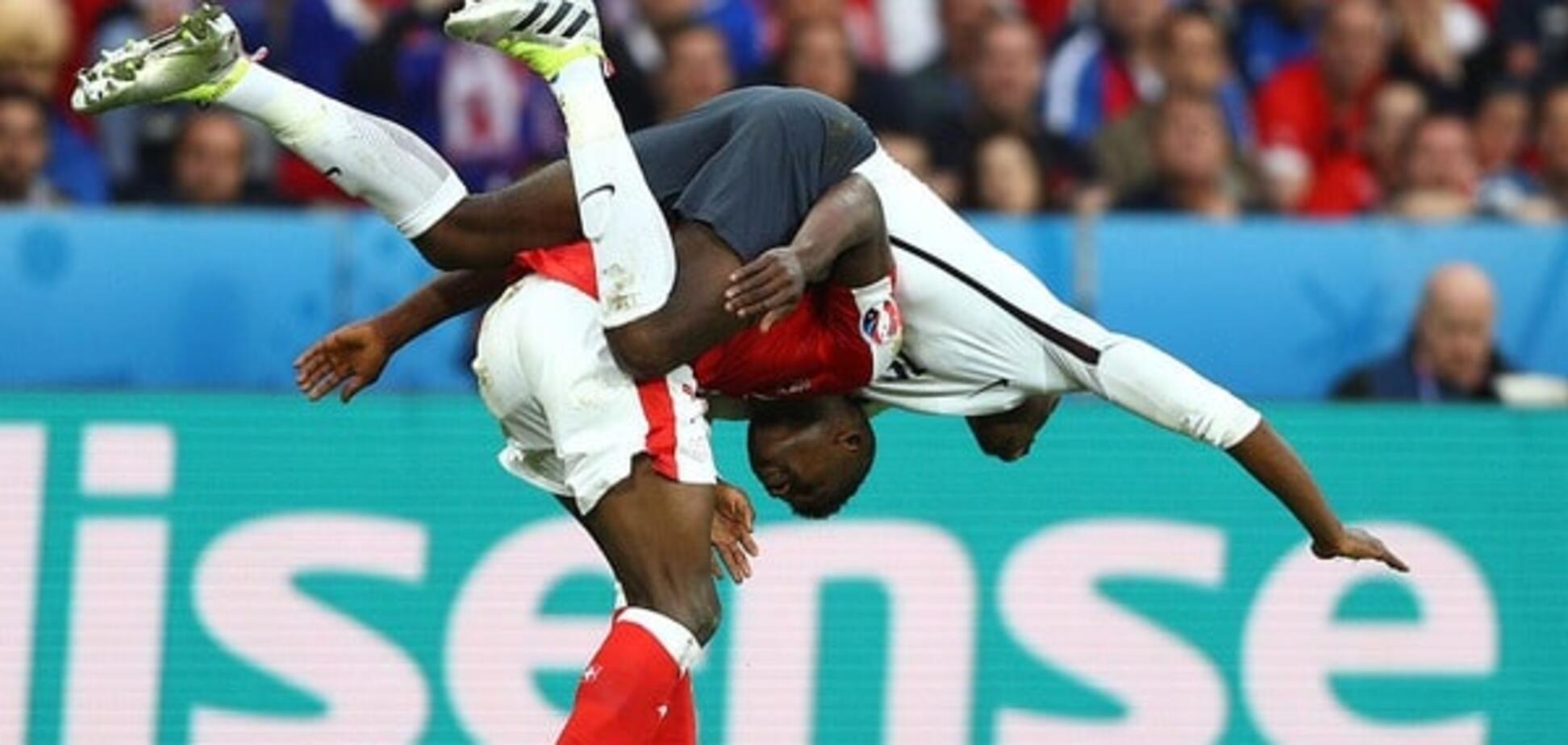 Евро-2016. Франция не смогла обыграть Швейцарию в самом курьезном матче турнира