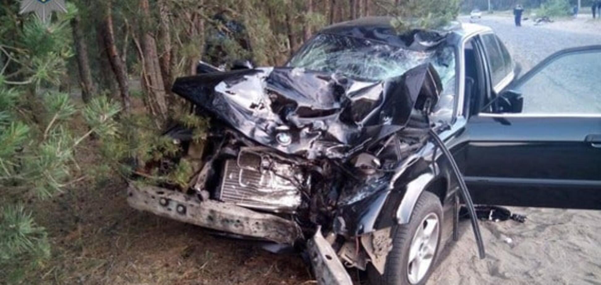 В страшном ДТП на Ривненщине погибли четыре человека: опубликованы фото аварии