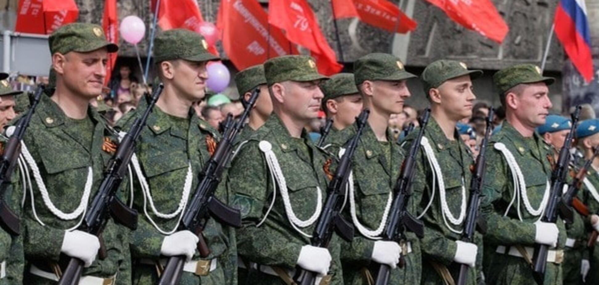 Потери России в на Донбассе