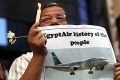 крушение A320 EgyptAir