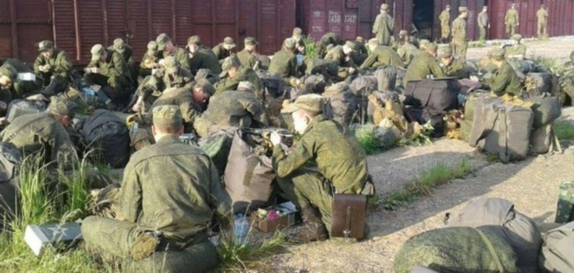 армія Росії