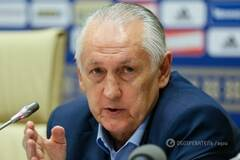 Михаил Фоменко сборная Украины
