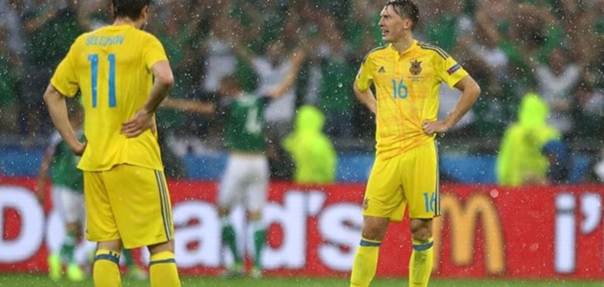 Евро-2016. Где смотреть Украина - Польша: расписание трансляций