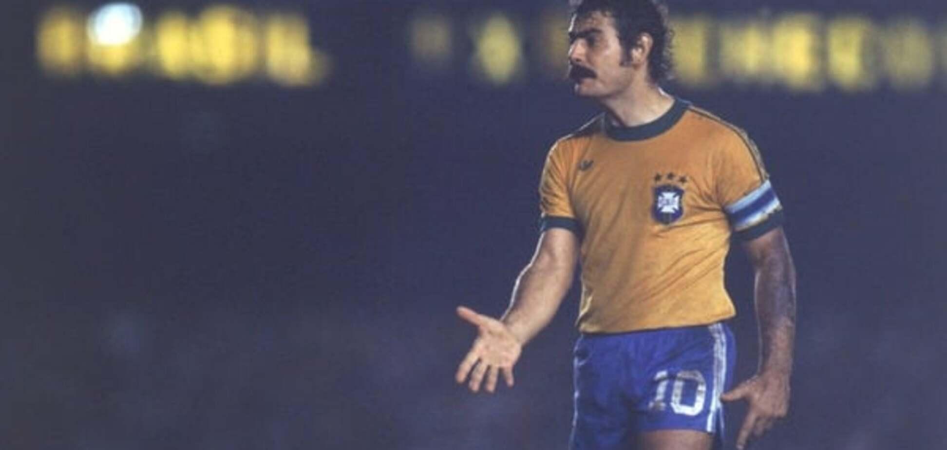 Ривелино сборная Бразилии