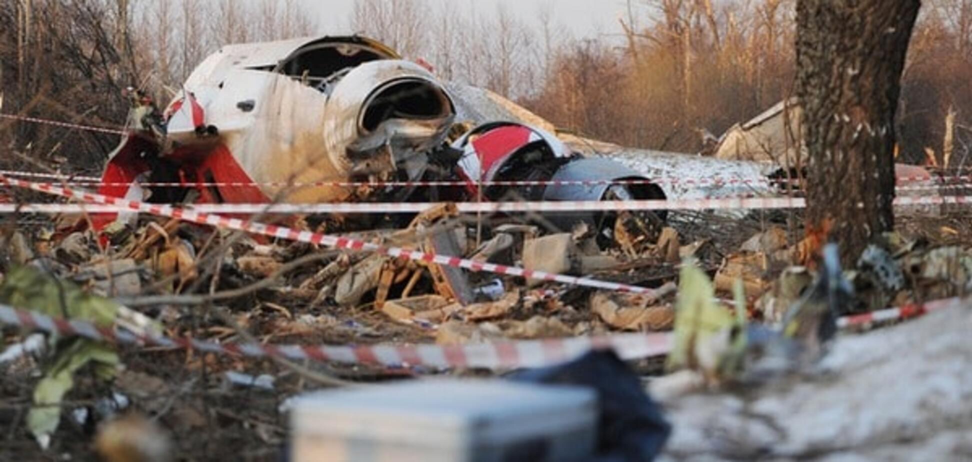 Авіакатастрофа під Смоленськом