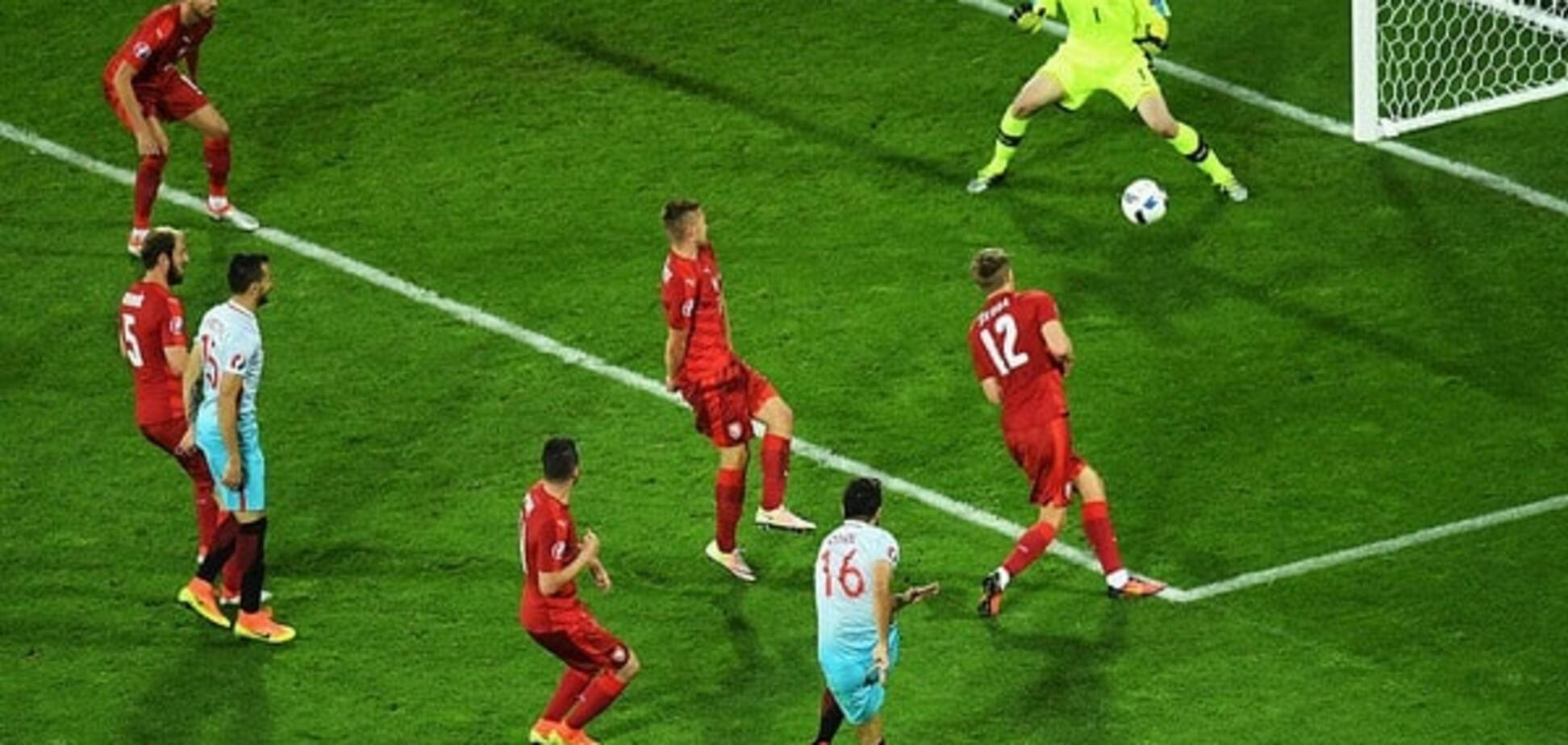 Чехия – Турция обзор