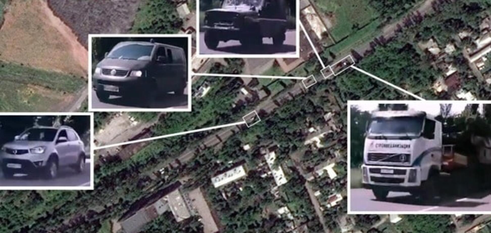 фото из супутника