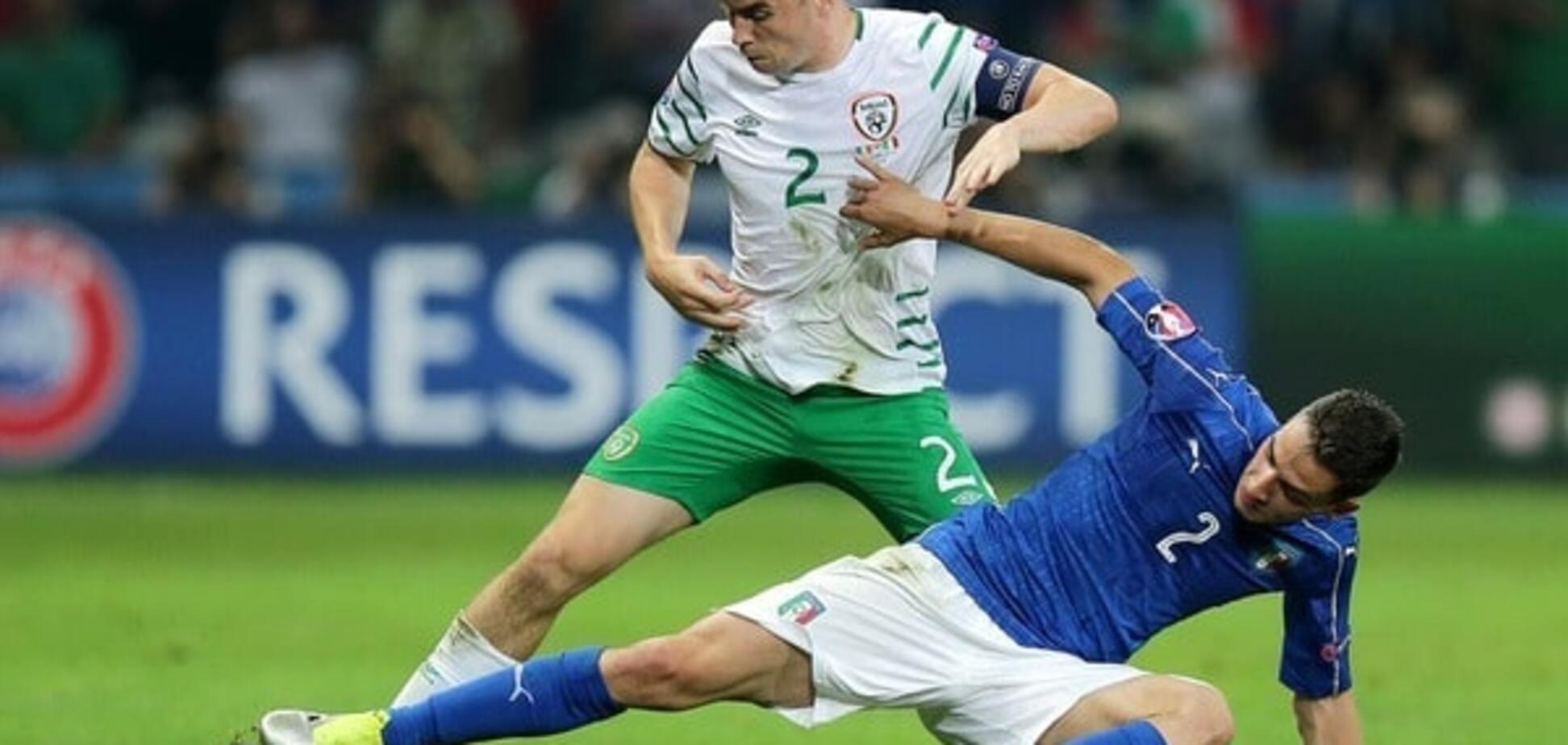 Италия - Ирландия