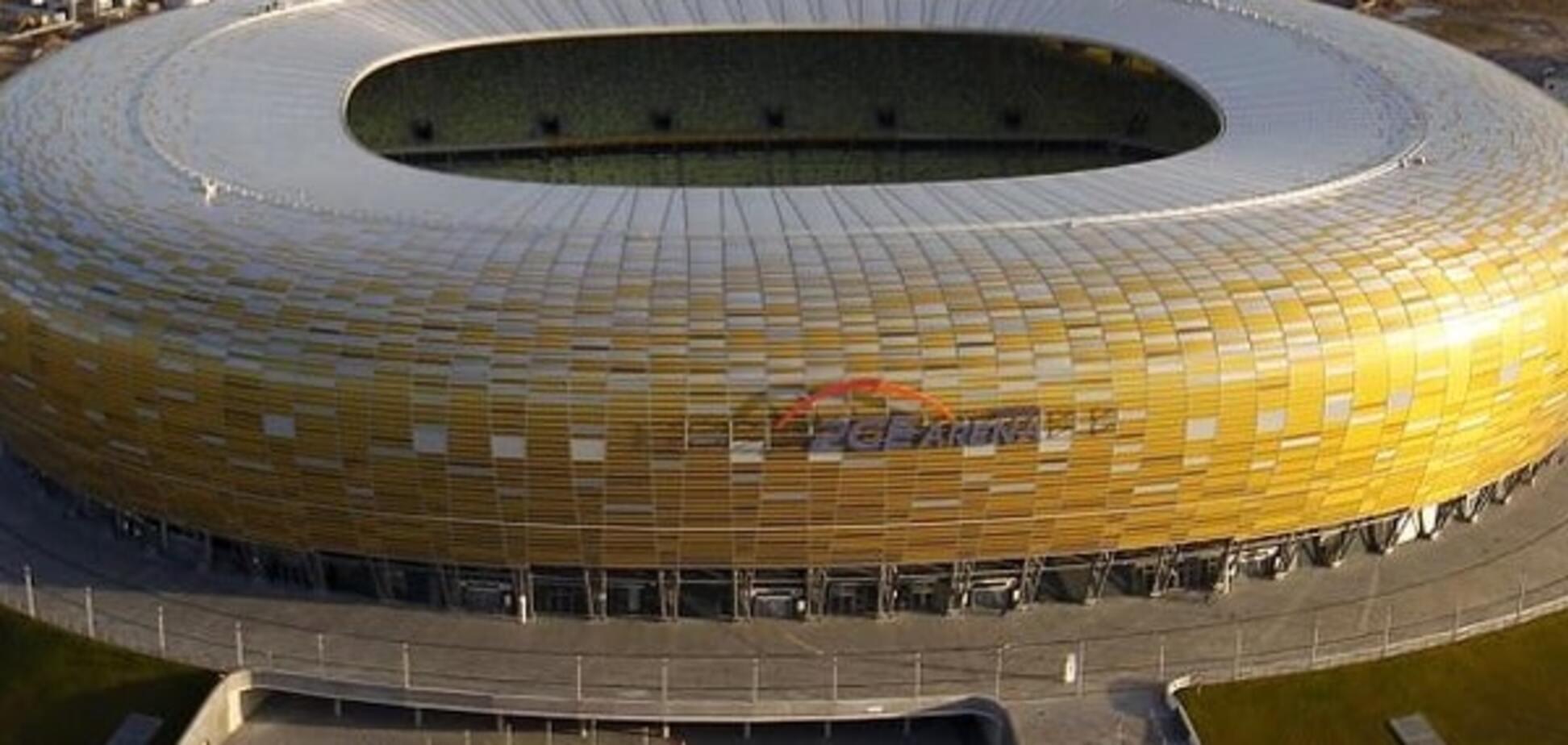Официально: Усик будет драться с чемпионом WBO на стадионе Евро-2012
