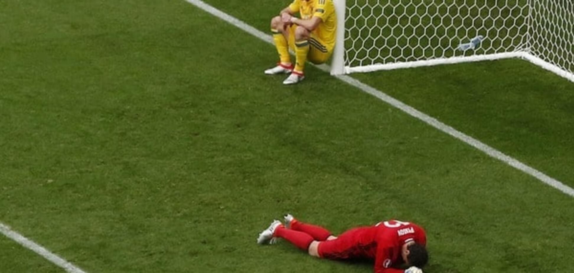 Украина на Евро-2016