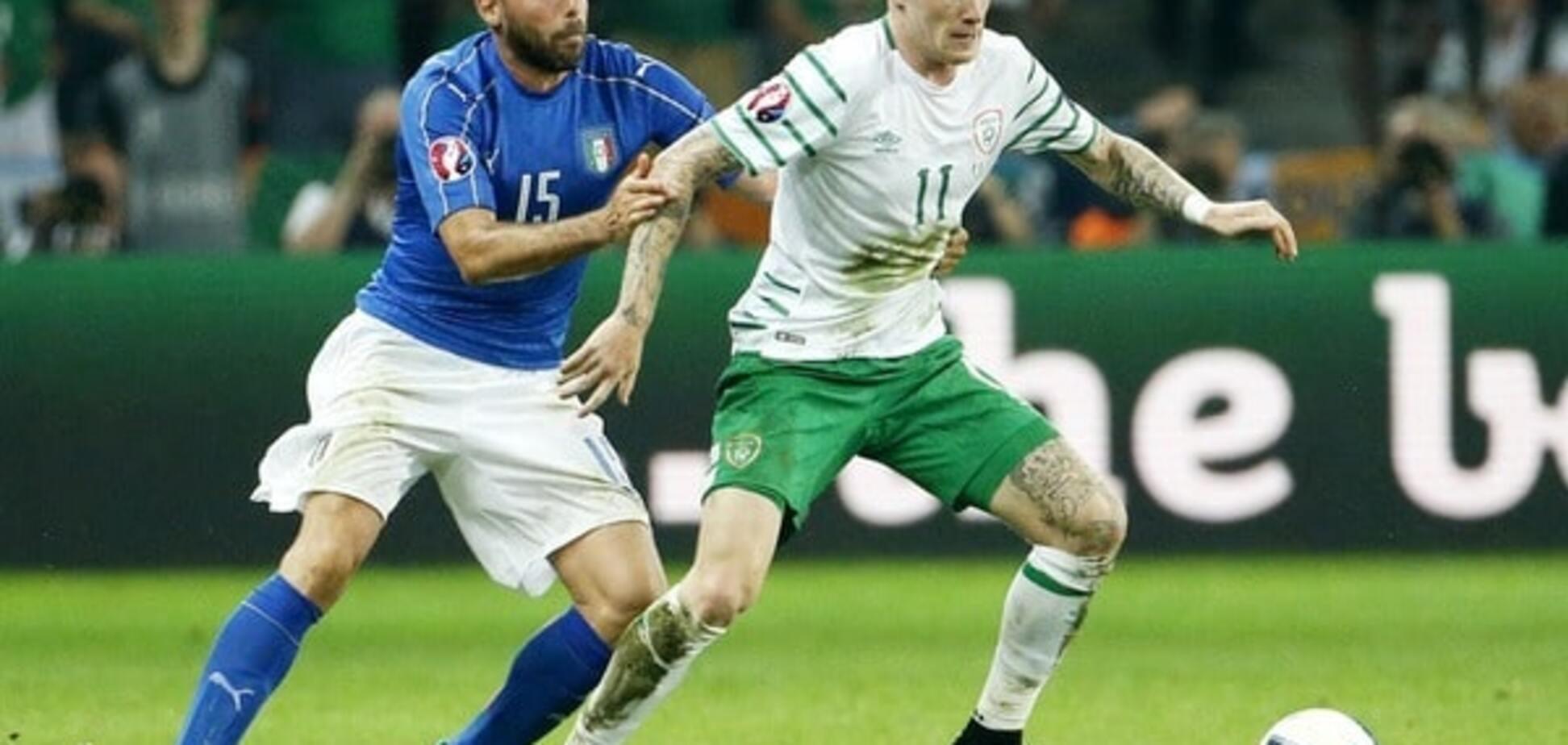 Италия - Ирландия Евро-2016
