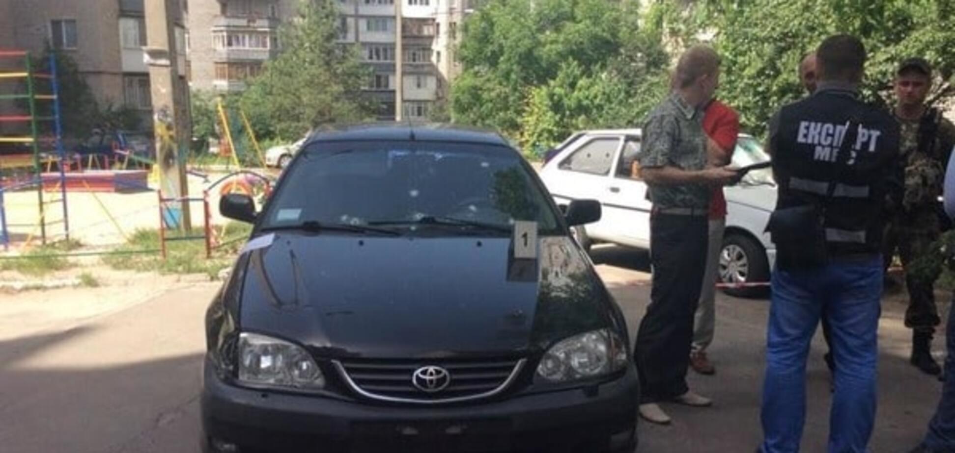 Взрывы и стрельбу в Запорожье связывают с Анисимовым и переделом 'Анголенко'