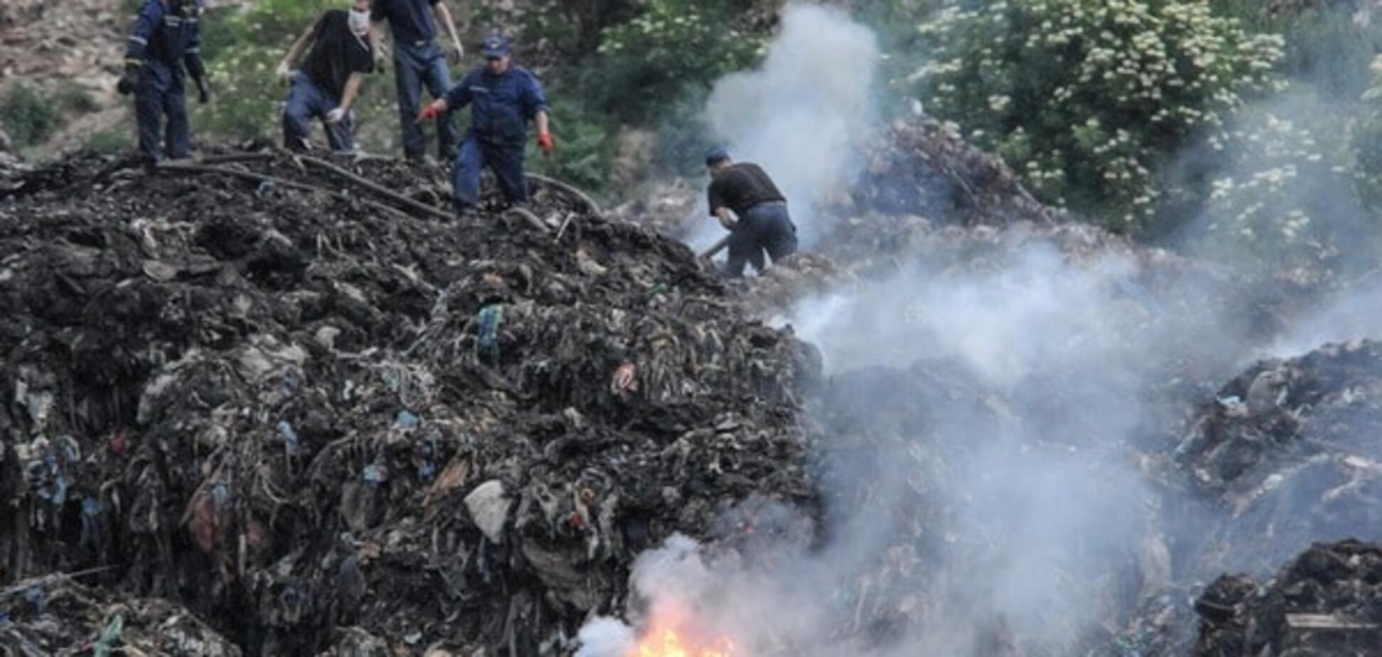 Названы районы Киева, которые больше всего пострадают от сжигания львовского мусора