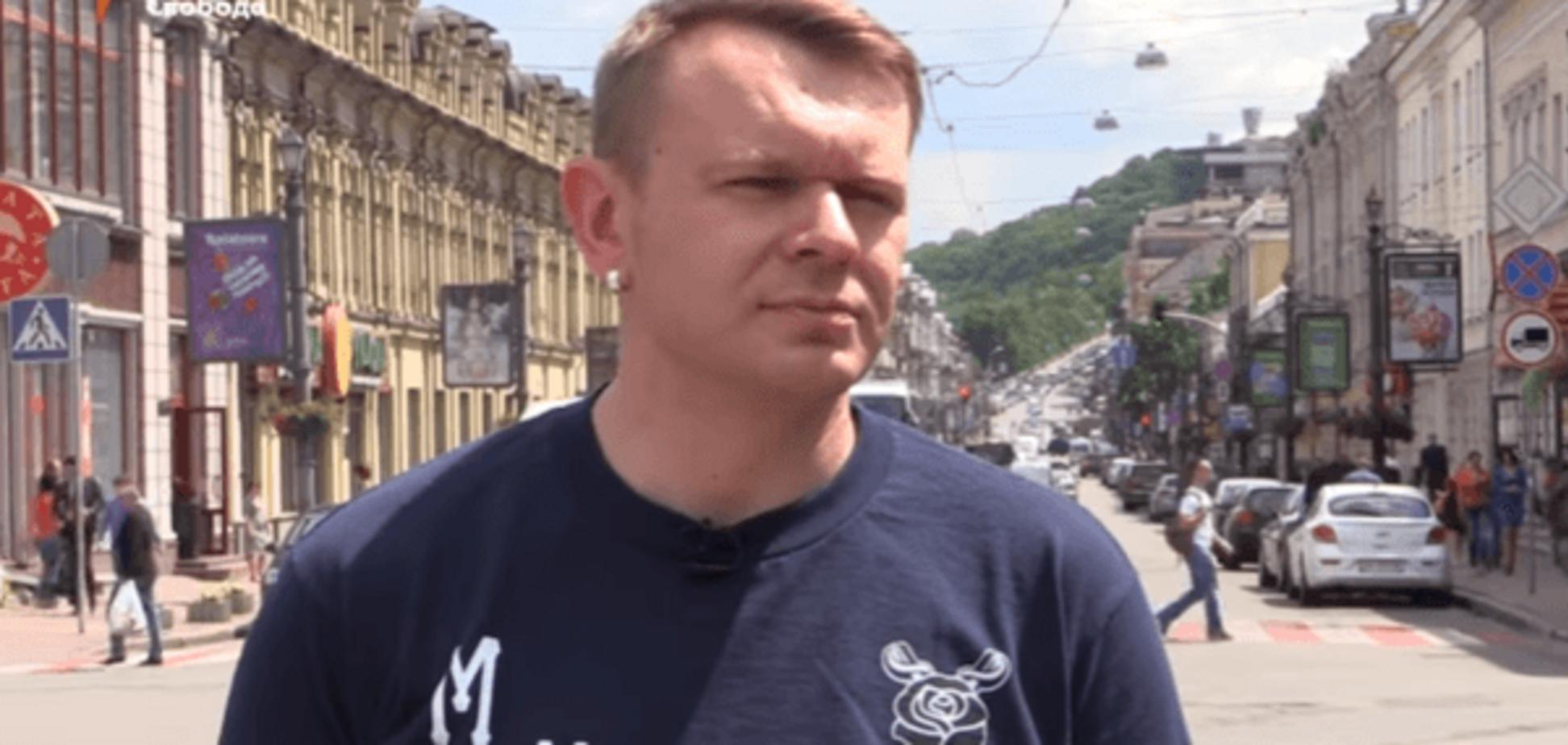 Наші політики не зацікавлені в тому, щоб в Україні були активні громадяни – Положинський