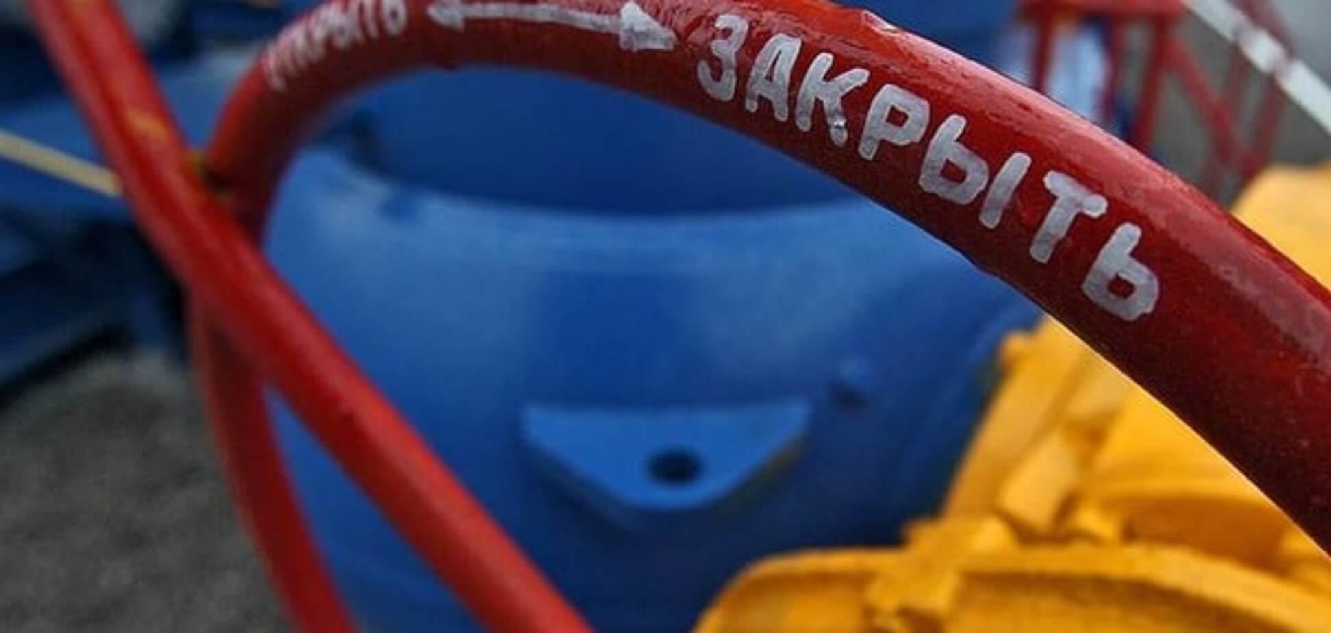 Украина откажется от газа РФ