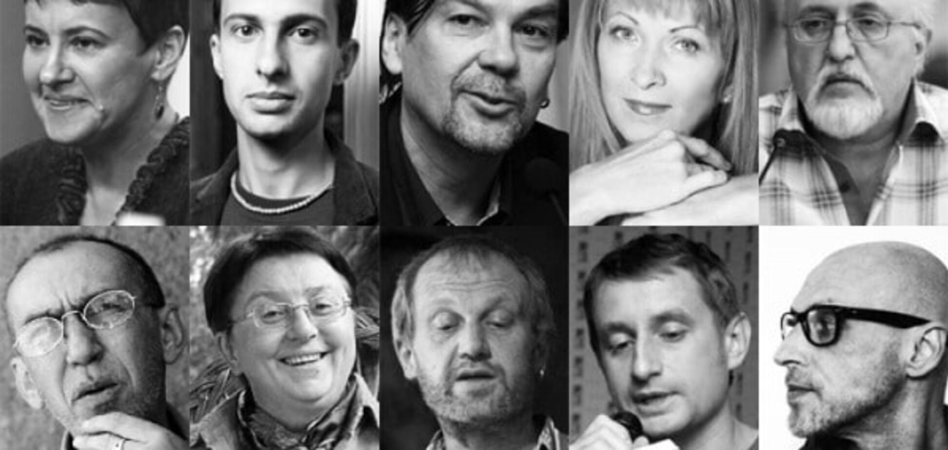 Знай наших: топ-24 сучасних українських письменників, яких варто прочитати