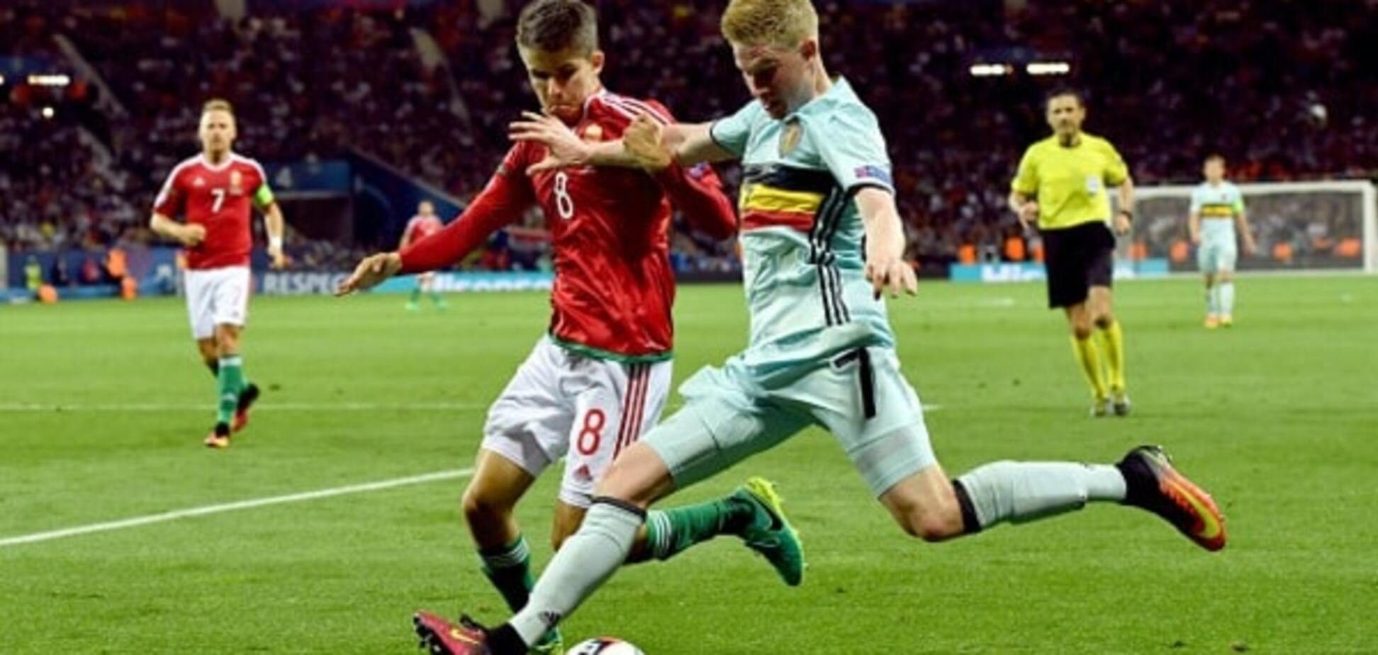 Венгрия - Бельгия