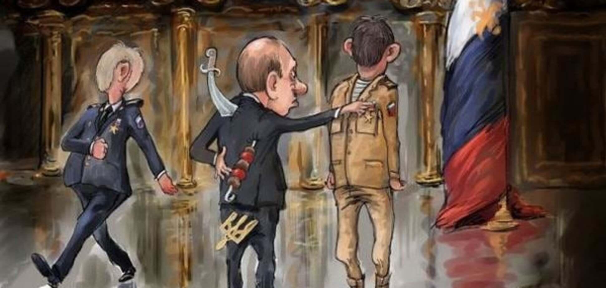 Нож Путину ниже спины - российские самолеты никому не нужны