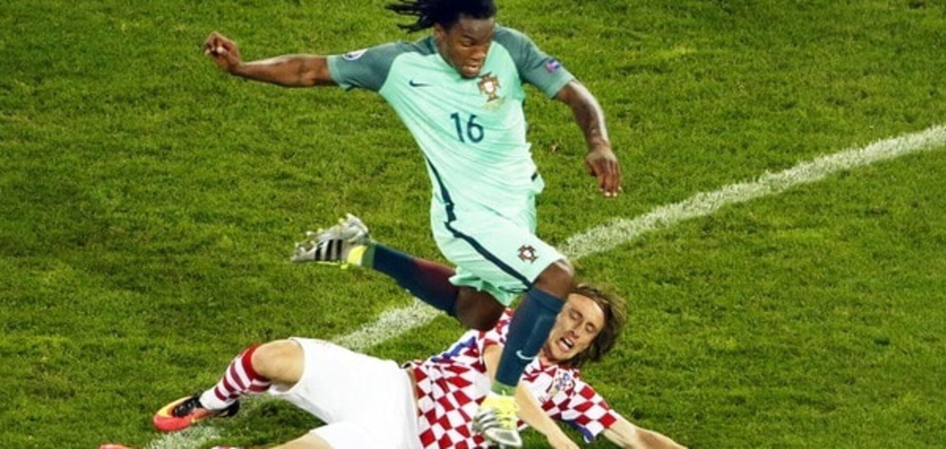 Евро-2016. Хорватия - Португалия: обзор матча