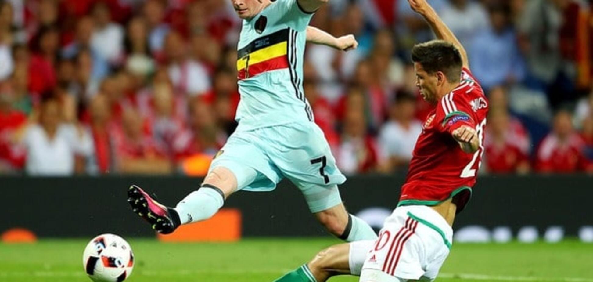 Угорщина - Бельгія Євро-2016