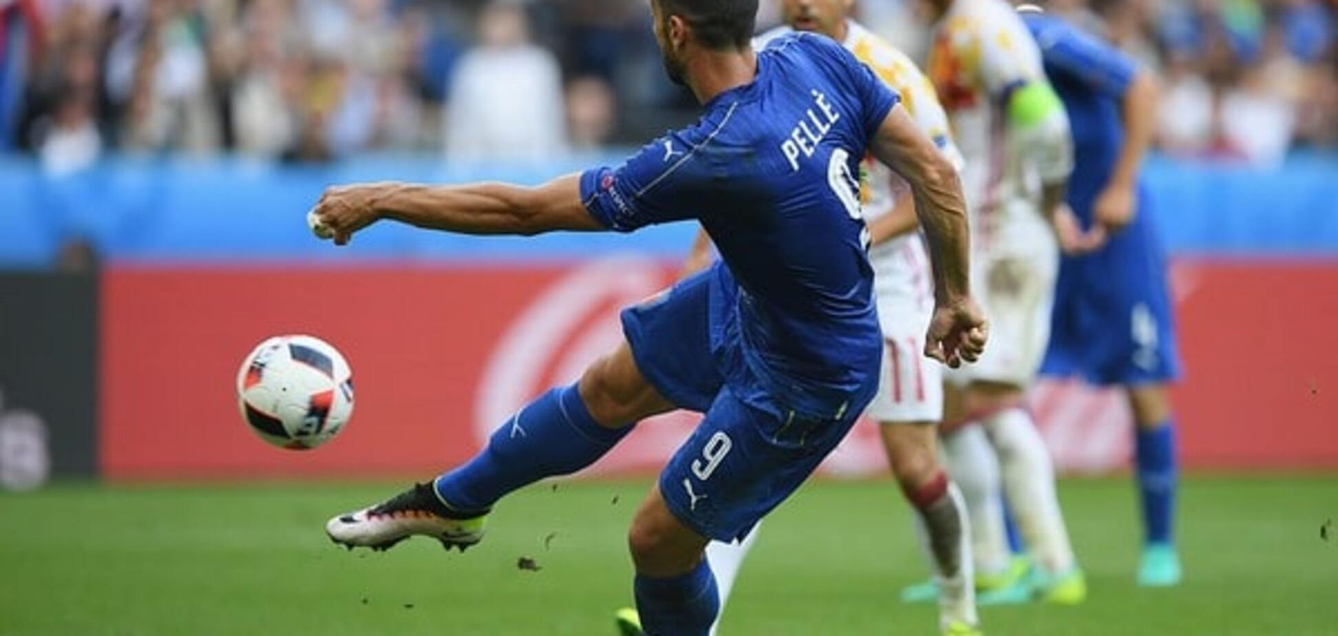 Італія - Іспанія дивитися огляд