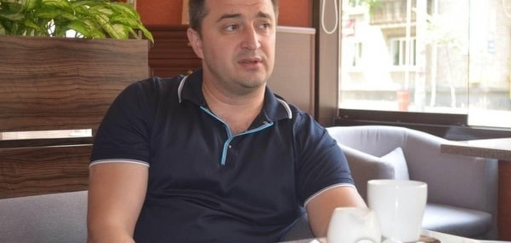 Прокурор сил АТО Константин Кулик: Мы установим, кто тормозил 'дело Курченко'