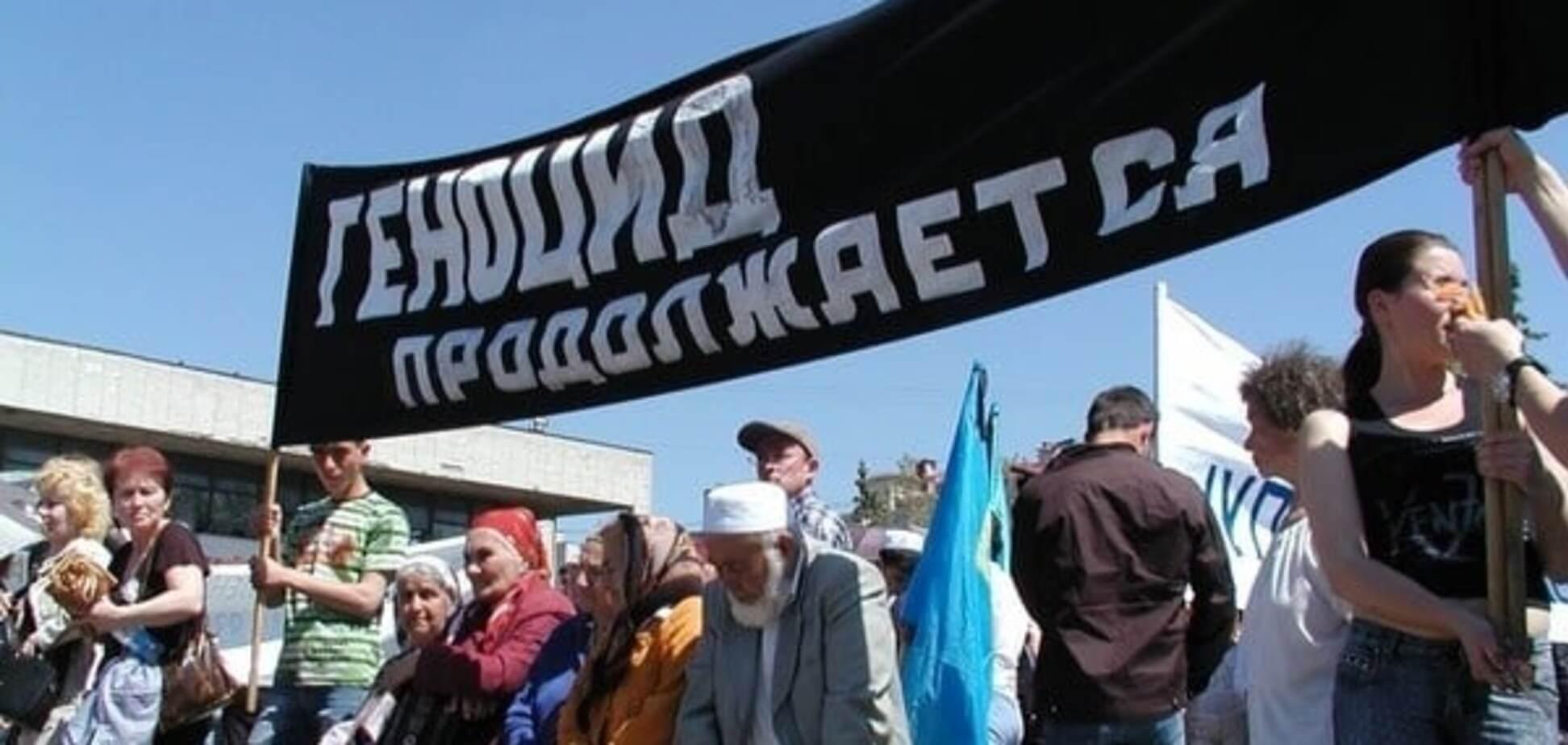 репрессии в Крыму