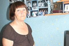 Мати Вадима Пугачова Тетяна Олексіївна