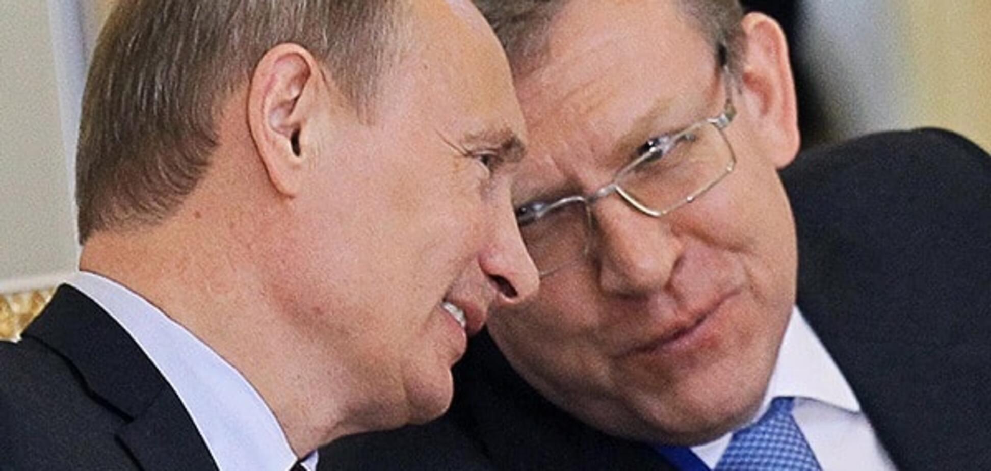 Путину никто не поможет