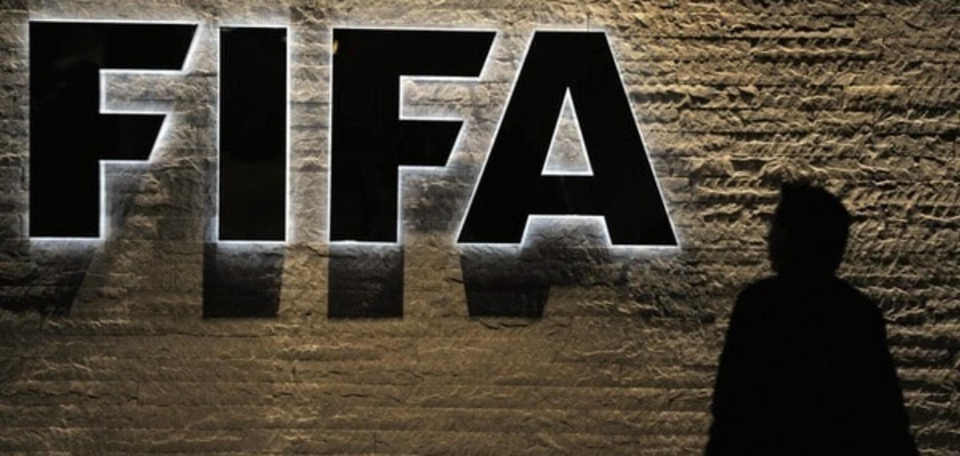 коррупция в футболе