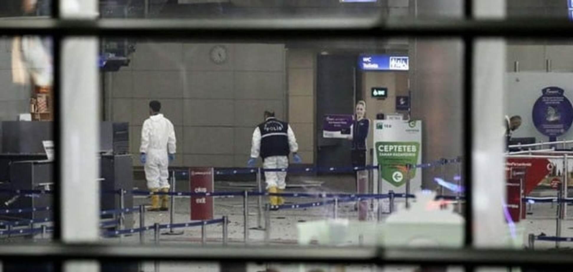 Вибухи в аеропорту Стамбула