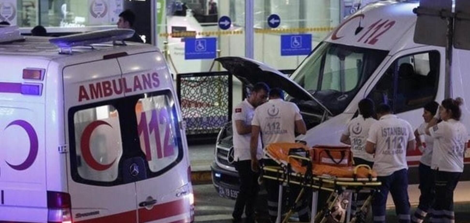 Теракт в аэропорту им. Ататюрка