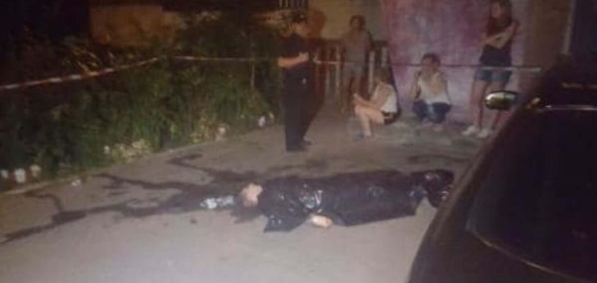 убийство Артура Бирюка