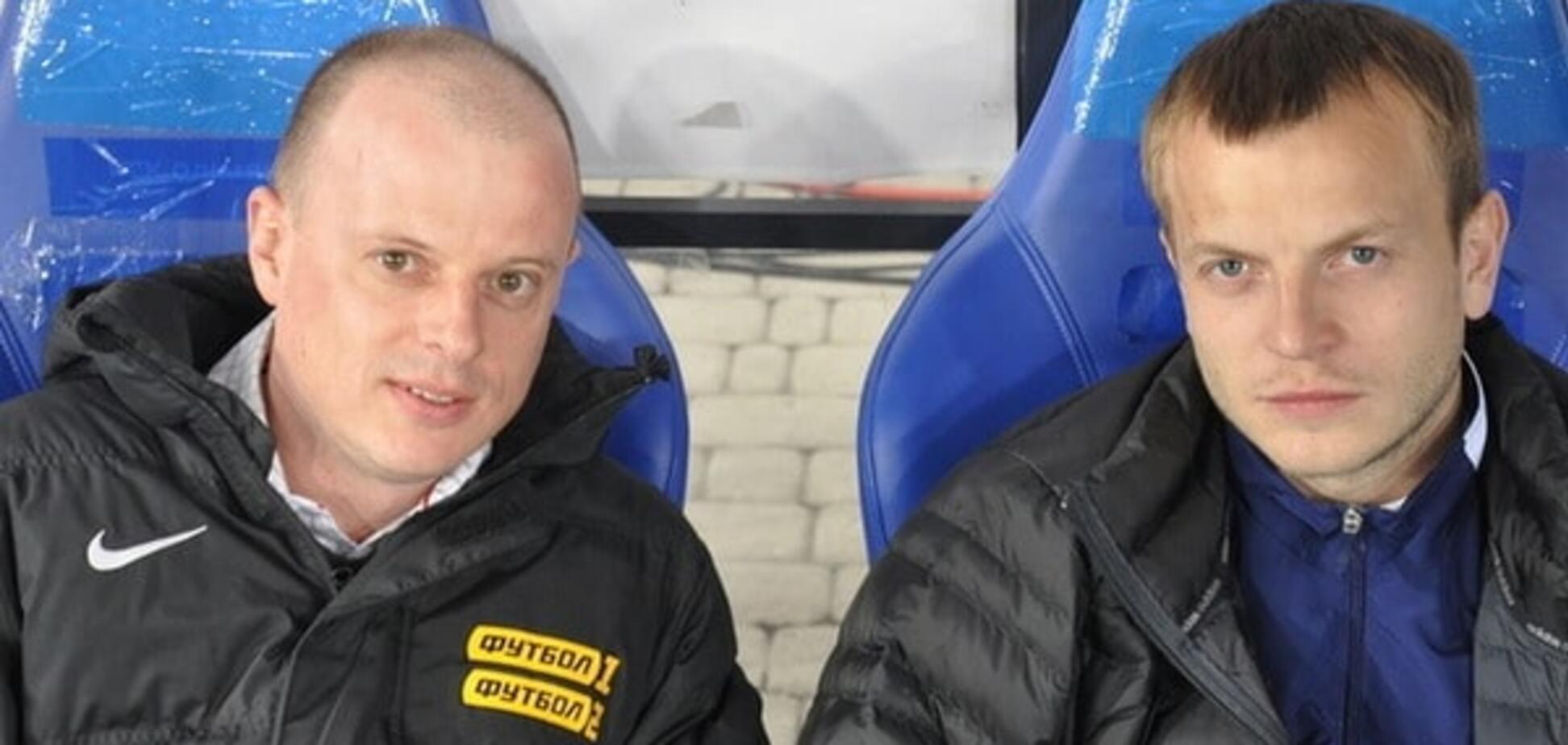Виктор Вацко и Олег Гусев